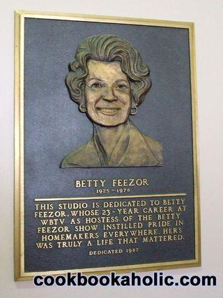 Bettysplaque