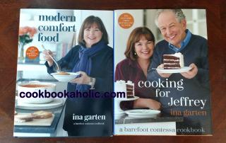 Ina Cookbooks